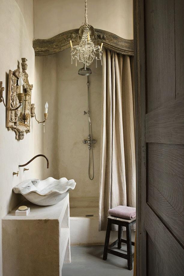 Tadelakt Bathroom Design Ideas 28