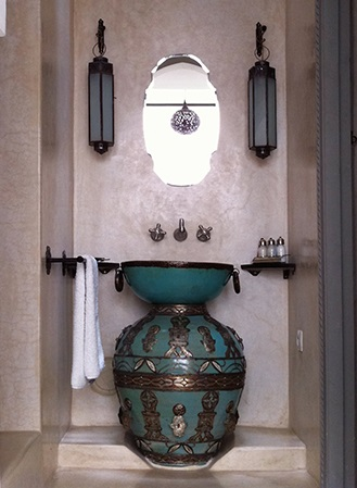 Tadelakt Bathroom Design Ideas 30