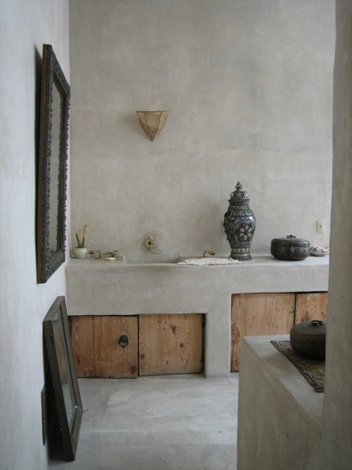 Tadelakt Bathroom Design Ideas 3
