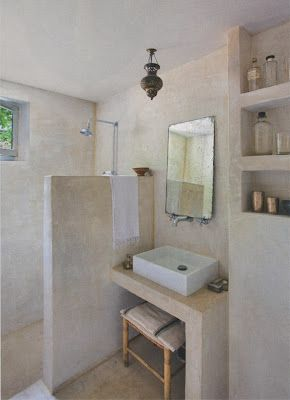 Tadelakt Bathroom Design Ideas 4