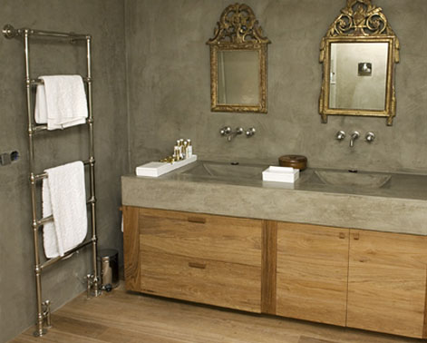 Tadelakt Bathroom Design Ideas 5