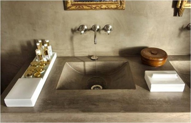 Tadelakt Bathroom Design Ideas 6