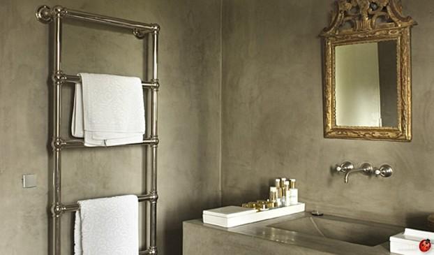 Tadelakt Bathroom Design Ideas 7