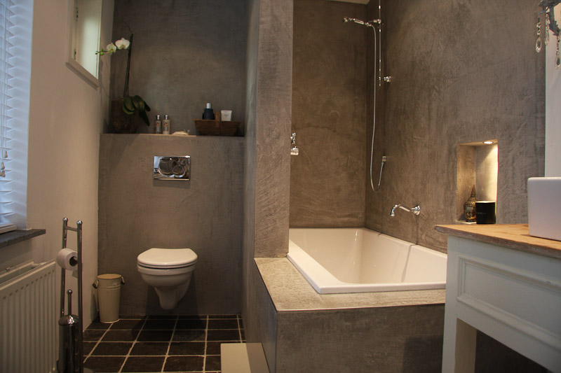 27 tadelakt bathroom design ideas decoholic ForTadelakt Bathroom Ideas