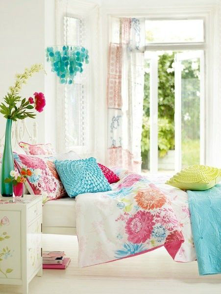 aqua bedroom color schemes 22 beautiful bedroom color schemes decoholic 14024