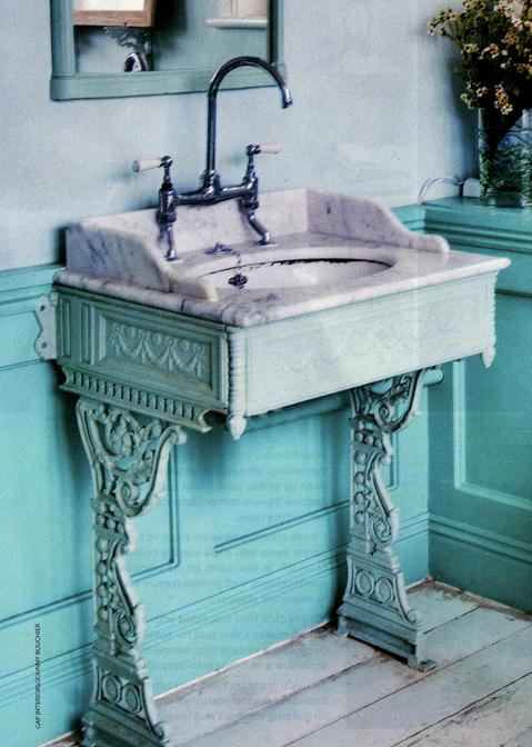 antique bathroom furniture home decor trends 2014