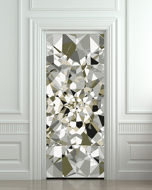 Looking For A Way To Transform Bland, Boring Doors Around Your Home? A Door