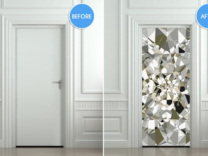 10 Cool Wall Door Stickers – Murals 10