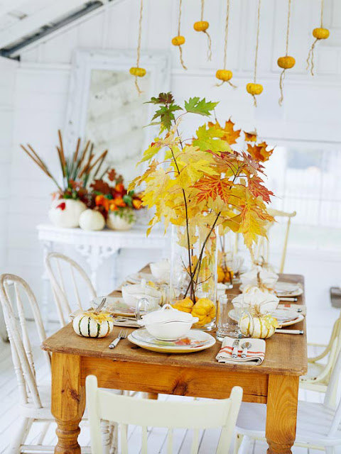 Fall Decorations That Highlight The Season