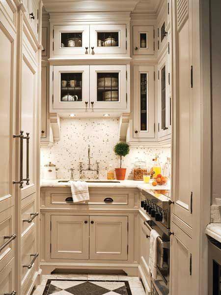 47 Best Galley Kitchen Designs 13