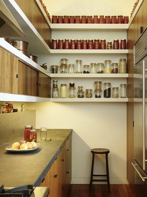 galley kitchen design idea 39