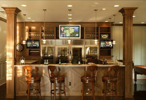 Stunning Home Bar Areas - Decoholic