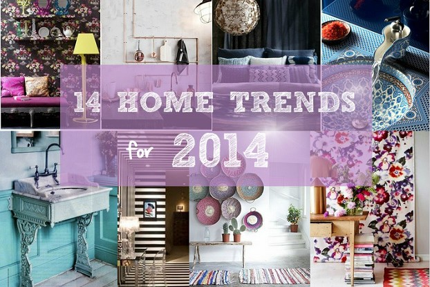 home trends 2014 by decoholic