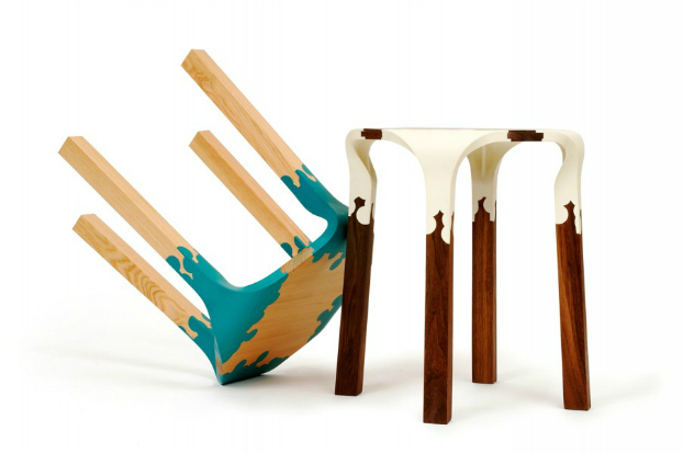 plastic and wood furniture home decor trends 2014