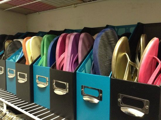 Organize Your Clothes 10 Creative And Effective Ways To Store And Hang Your Clothes: 20 Clever Shoe Storage Ideas