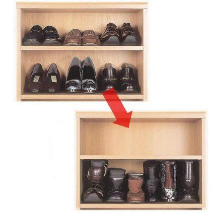 Superb 20 Clever Shoe Storage Ideas Decoholic Largest Home Design Picture Inspirations Pitcheantrous