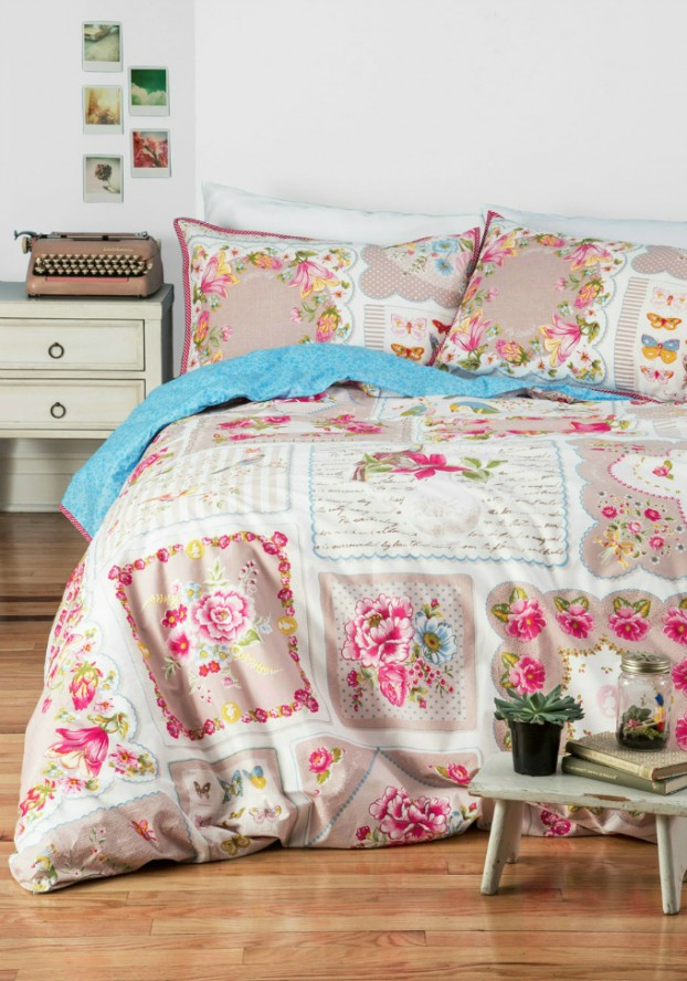 Reverie Single Morning Duvet Cover Set