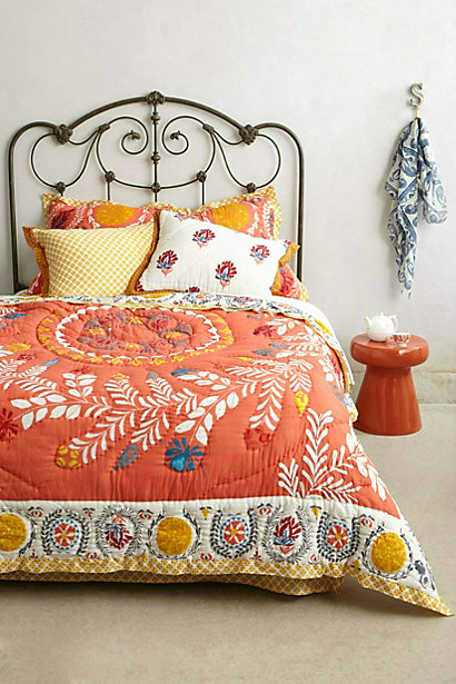 Zocalo Embroidered Bedding