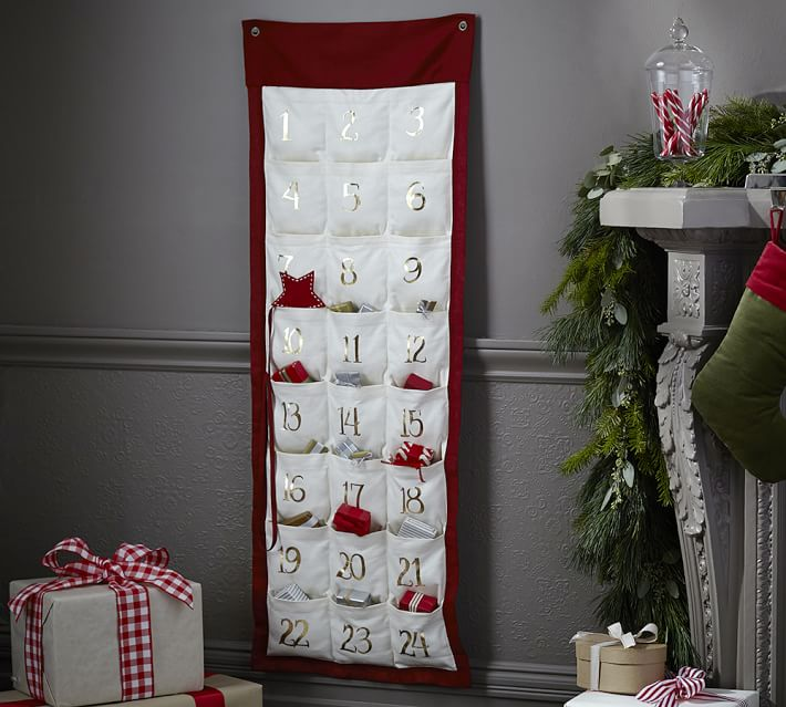 Christmas advent calendar ideas 16