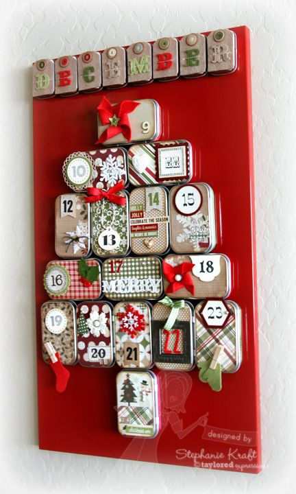 Christmas advent calendar ideas 20