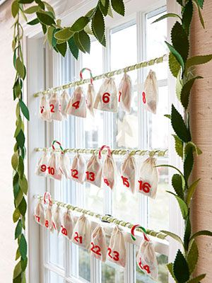 Christmas advent calendar ideas 27