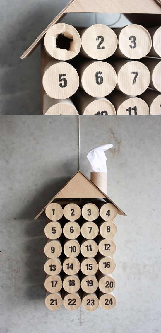 Christmas advent calendar ideas 28
