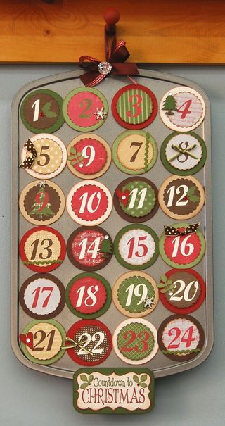 Christmas advent calendar ideas 29