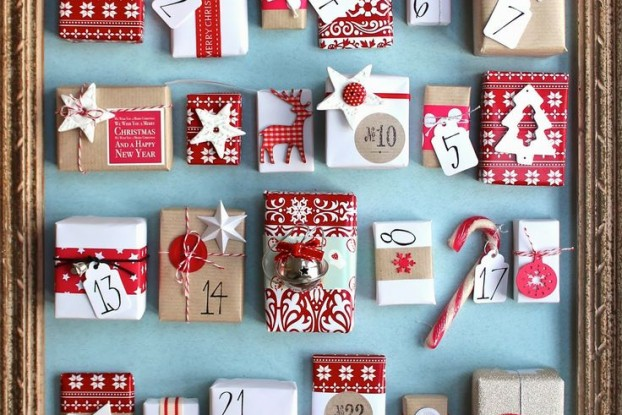 Christmas advent calendar ideas 35