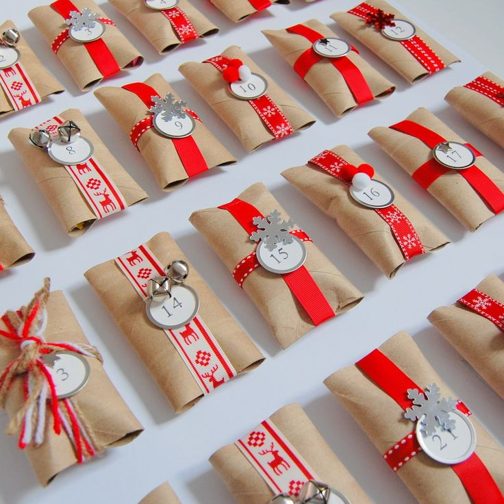Christmas advent calendar ideas 38