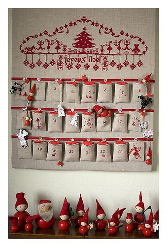Christmas advent calendar ideas 6
