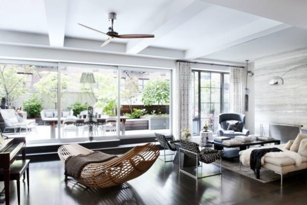 Warm And Striking Interior Design