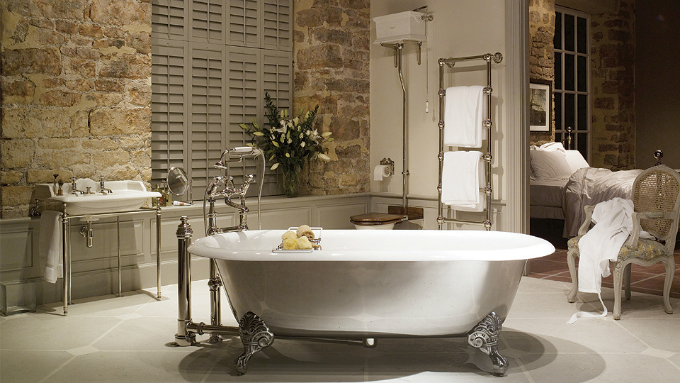 35 irresistible bathroom ideas with freestanding bathtub