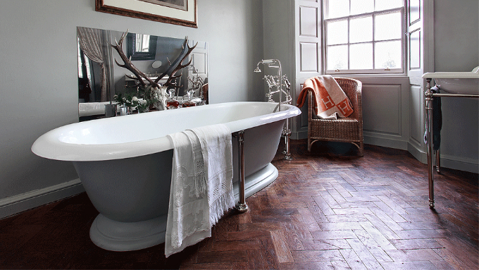 Bathroom Ideas With Freestanding Bathtub 14