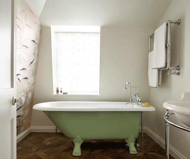 35 Irresistible Bathroom Ideas With Freestanding Bathtub Decoholic