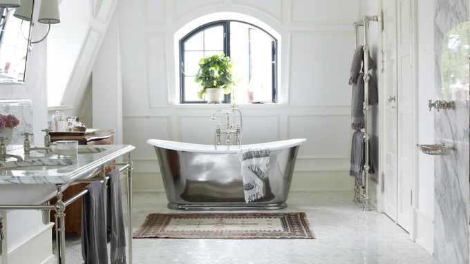 Superbe Bathroom Ideas With Freestanding Bathtub