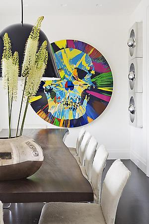 Modern Eclectic Home by Julie Hillman Design 5