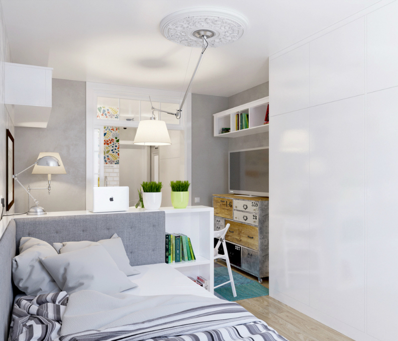 ... Compact 5 Square Meter Studio Apartment 8 ...