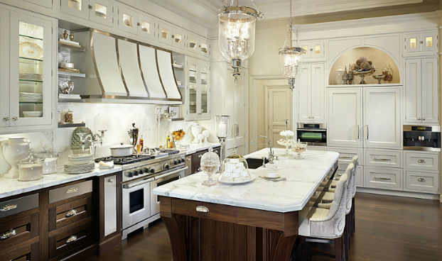 ... Perfect Transitional Kitchen Ideas 10 ... Nice Look
