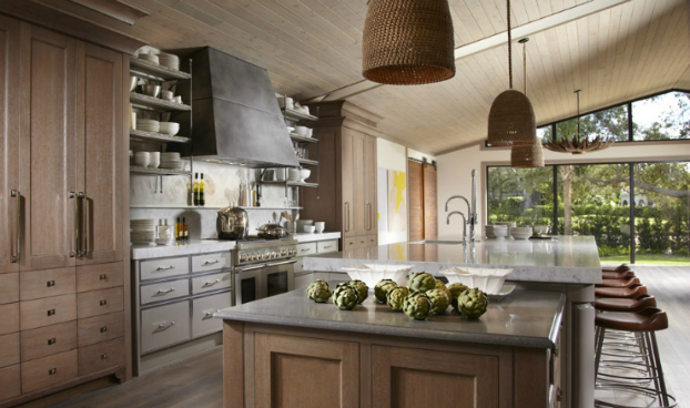10 perfect transitional kitchen ideas 34 pics decoholic for Transitional kitchen design