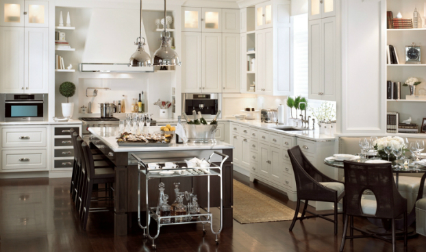 Charming ... Perfect Transitional Kitchen Ideas 4 ...