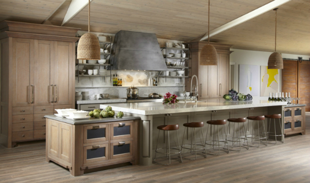 Kitchen cabinets different color island - 10 Perfect Transitional Kitchen Ideas 34 Pics Decoholic