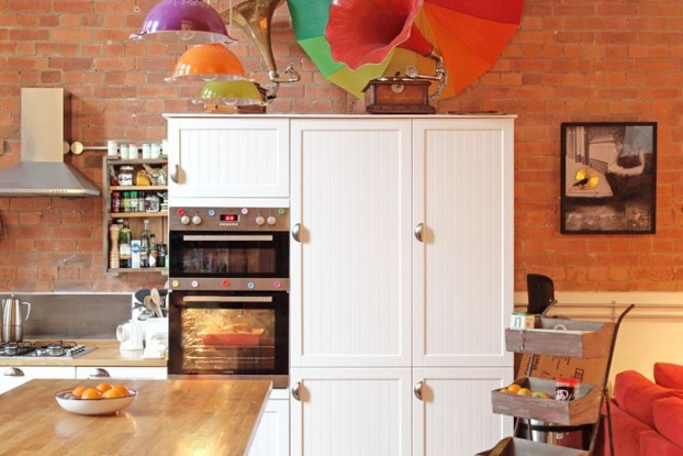 Victorian School Turned Into Eclectic Vintage Home 2