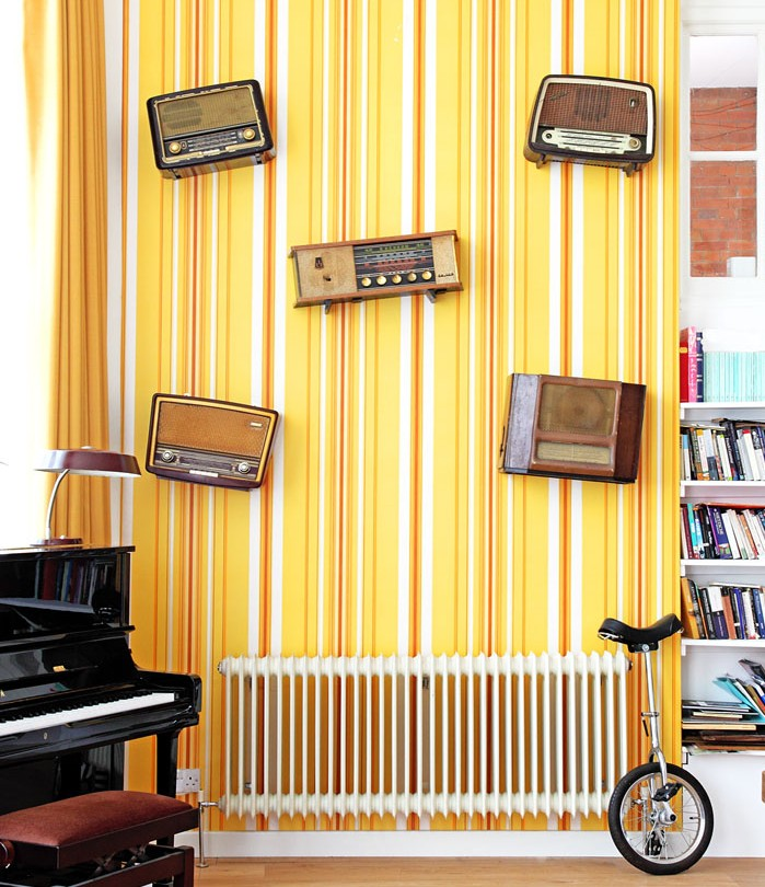 Victorian School Turned Into Eclectic Vintage Home 3
