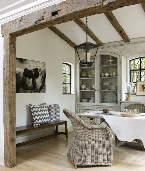 Pinterest Home Decor 2014: Interior That Beams With A Rustic Ambiance