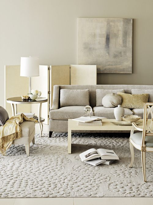 Beige Living Room Ideas 15