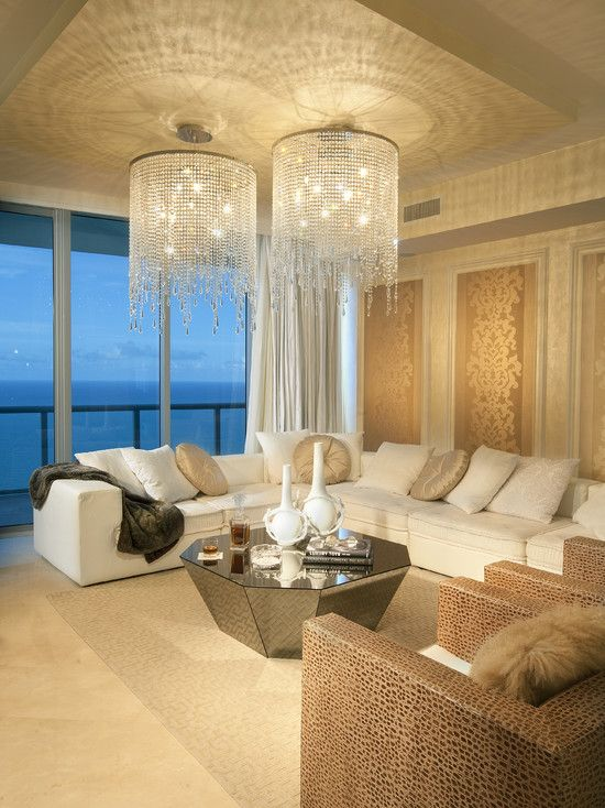 Beige Living Room Ideas 16