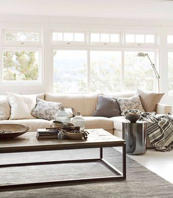 Beige Living Room Ideas 20