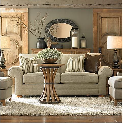 Beige Living Room Ideas 22