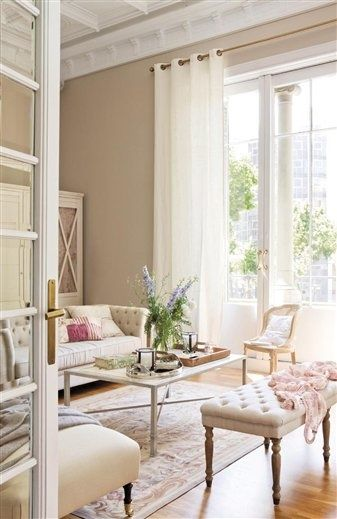Beige Living Room Ideas 25