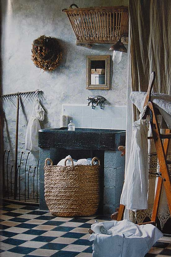 Bohemian Bathroom Designs 16